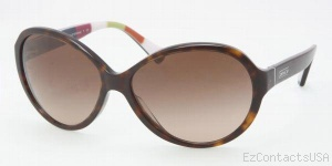 Coach HC8008 Sunglasses Alicia - Coach