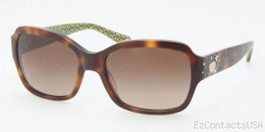 Coach HC8021B Sunglasses Ella - Coach