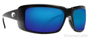 Costa Del Mar Cheeca Sunglasses Black Frame - Costa Del Mar