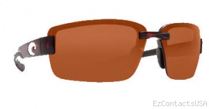Costa Del Mar Galveston Sunglasses - Tortoise Frame - Costa Del Mar