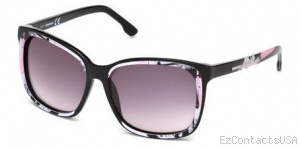 Diesel DL0008 Sunglasses - Diesel