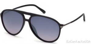 Tom Ford FT0254 Matteo Sunglasses - Tom Ford