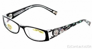 Ed Hardy EHO 718 Eyeglasses - Ed Hardy