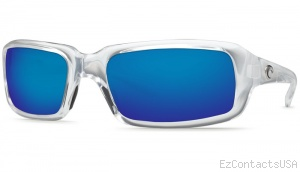 Costa Del Mar Switchfoot Sunglasses Crystal Frame  - Costa Del Mar