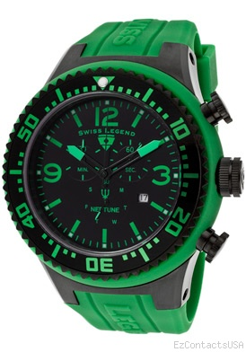 Swiss Legend Men's Neptune 11812P Watch - Swiss Legend