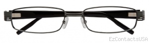 BCBGMaxazria Massimo Eyeglasses - BCBGMaxazria