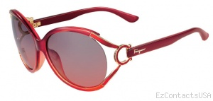 Salvatore Ferragamo SF600S Sunglasses - Salvatore Ferragamo