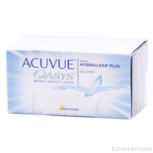 Acuvue Oasys 24 Pack Contact Lenses - Acuvue