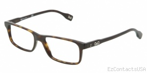 D&G DD1244 Eyeglasses - D&G