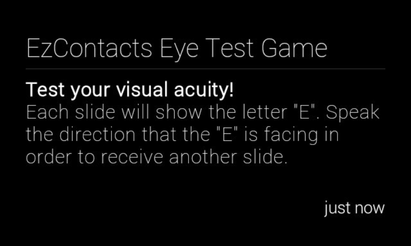 eye exam results how to read