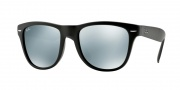 Ray-Ban RB4105 Sunglasses Folding Wayfarer