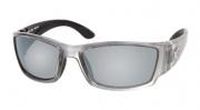 Costa Del Mar Corbina Sunglasses Silver Frame