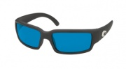 Costa Del Mar Caballito Sunglasses Shiny Black Frame