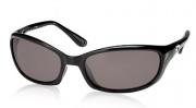 Costa Del Mar Harpoon Sunglasses Shiny Black Frame