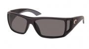 Costa Del Mar Bomba Sunglasses Black Frame