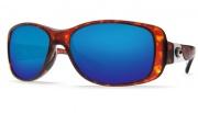 Costa Del Mar Tippet Sunglasses - Tortoise Frame