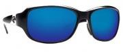 Costa Del Mar Las Olas Sunglasses- Black Frame