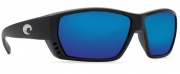 Costa Del Mar Tuna Alley Sunglasses Matte Black Frame