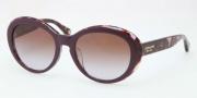 Coach HC8077F Sunglasses Lindsay