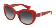 Dolce & Gabbana DG6090 Sunglasses Logo Execution