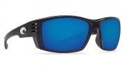 Costa Del Mar Cortez Shiny Black Sunglasses