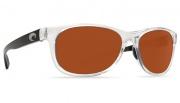 Costa Del Mar Prop Sunglasses - Black Pearl Frame