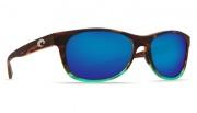 Costa Del Mar Prop Sunglasses - Matte Tortuga Fade Frame
