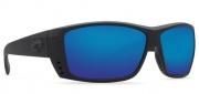 Costa Del Mar Cat Cay Sunglasses - Blackout Frame