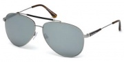 Tom Ford FT0378 Sunglasses Rick