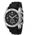 Swiss Legend Commander Rubber Buckle Watch 20065