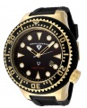 Swiss Legend Neptune Diver Yellow IP Watch 21818