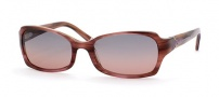Saks Fifth AVe 41/S Sunglasses - 0SN6 (RP) PLUM HORN (PLUM GRADIENT)