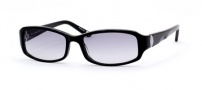 Saks Fifth Ave 45/S Sunglasses -  0807 (LF) BLACK (GRAY GRADIENT)