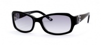 Saks Fifth Ave 47/S Sunglasses - 0807 (LF) BLACK (GRAY GRADIENT)