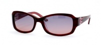 Saks Fifth Ave 47/S Sunglasses - 0SU3 (RP) HAVANA ROSE (PLUM GRADIENT)