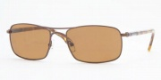 Brooks Brothers/BB-471S Sunglasses - (121983) Dark Brown