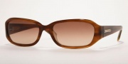 Anne Klein/AK 3140 Sunglasses - (255-37) Brown