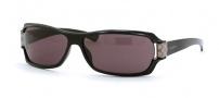 Gucci 2547/S Sunglasses - 0NE8 (BN) BLACK CRYSTAL (DARK GRAY)
