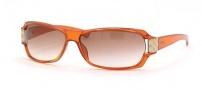 Gucci 2547/S Sunglasses - 0PK8 (DD) MIRROR ORANGE (BROWN GRADIENT)