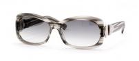 Gucci 2983/S Sunglasses -  0RDZ (LF) BLACK BRILLIANT (GRAY GRADIENT)
