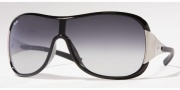 Ray-Ban RB 4091 Sunglasses Sunglasses - (601-8G)Black/Gray Gradient