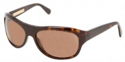 Dolce & Gabbana/ DG 4031 Sunglasses - (502-33) Havana/Crystal Brown