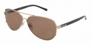 D&G DD 6047 Sunglasses - (247-73) Bronze/Brown