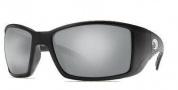 Costa Del Mar Blackfin - Matte Black Frame Sunglasses - Silver Mirror / 580G