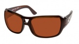 Costa Del Mar Gallo - Shiny Tortoise Frame Sunglasses - Vermillion Glass/COSTA 400