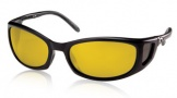 Costa Del Mar Pescador - Matte Black Frame Sunglasses - Sunrise Glass/COSTA 400