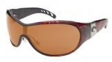 Costa Del Mar Choko Sunglasses - Tortoise/Amber COSTA 400