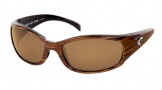 Costa Del Mar Hammerhead Sunglasses Driftwood Frame Sunglasses - Amber / 400G