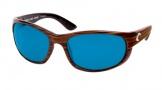 Costa Del Mar Howler Sunglasses Driftwood Frame Sunglasses - Amber Glass/COSTA 400