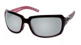 Costa Del Mar Isabela Sunglasses Black Coral Frame Sunglasses - Gray / 580G
